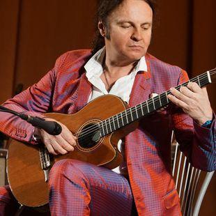 Концерт Виктора Зинчука в канун Дня рождения