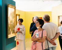Обзорные экскурсии по временной выставке «Константин Горбатов. Приближая красоту»