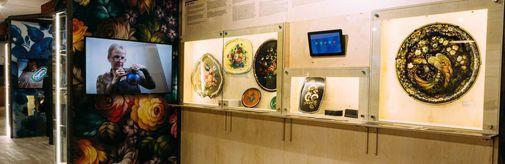 В апреле на выставке «Небесная мастерская» пройдут художественные мастер-классы