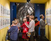 В выходные проводятся сборные экскурсии по выставкам «Шагал: между небом и землей» и «Цвет. 90 шедевров из музеев Подмосковья»
