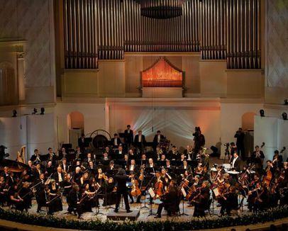 Трансляция видеозаписи Торжественного открытия III Международного конкурса молодых пианистов Grand Piano Competition