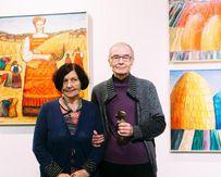 В музее «Новый Иерусалим» открылась выставка «Борис Смотров. Путь к авангарду»