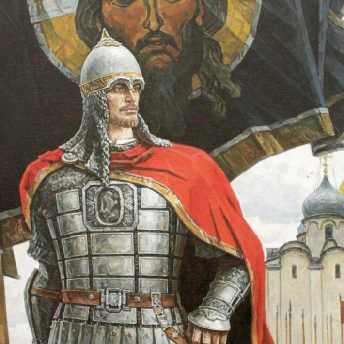 Групповое занятие по образовательной программе «Князь Александр Невский – гениальный полководец»