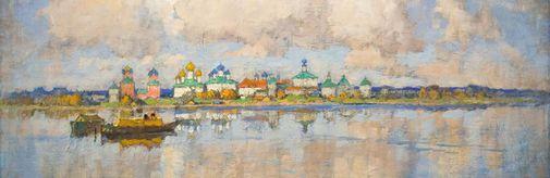 Новая игровая программа «Искусство как праздник» по выставке «Константин Горбатов. Приближая красоту»