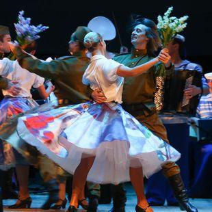 Музыкальный спектакль «Баллада о маленьком буксире» в рамках летнего фестиваля «Лето. Музыка. Музей»