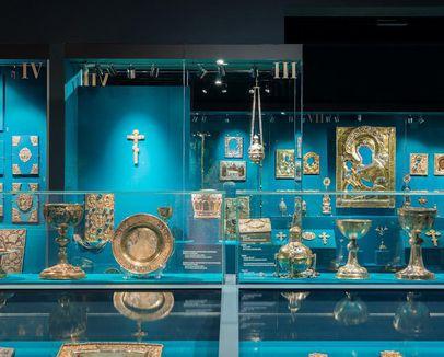 «Особая кладовая» в составе обновленной экспозиции русского искусства