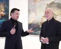 Выставка Николая Рыбакова «Енисейский меридиан» открылась 18 января