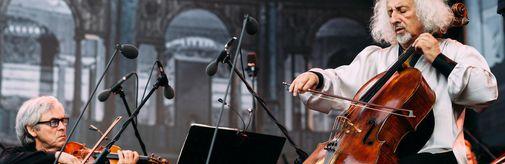 В третий день фестиваля «ЛЕТО. МУЗЫКА. МУЗЕЙ» прошли сразу два концерта