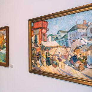 Выставка «РОБЕРТ ФАЛЬК. ГРАНИ ТВОРЧЕСТВА» (16+)