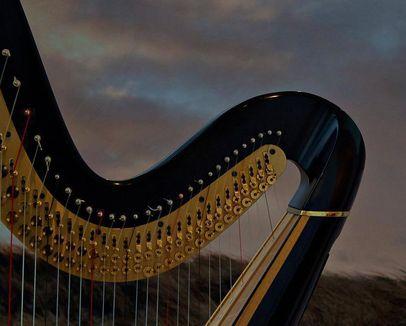 Концерт «Диалоги с арфой»