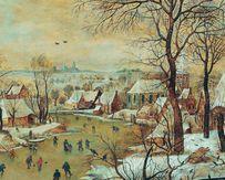 24 декабря в музее откроется выставка «Младшие Брейгели и их эпоха. Нидерландская живопись Золотого века из коллекции Валерии и Константина Мауергауз»
