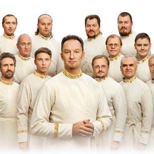 Концерт в Вербное Воскресение Хора Московского Данилова монастыря