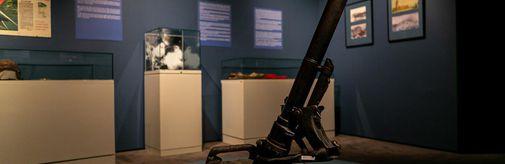 12 августа в музее откроется выставка «МИНУВШИХ ЛЕТ ЖИВАЯ ПАМЯТЬ», посвященная 75-летию Победы