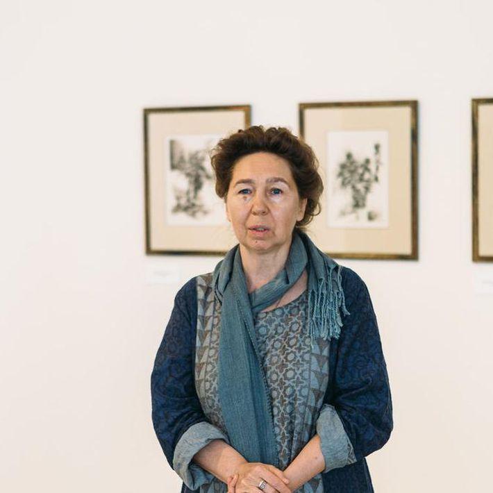 Авторская лекция  Марины Лазаревой «От Бунина к поэзии гравюры»