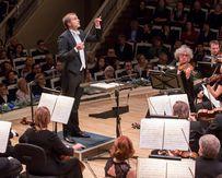 Концерт Государственного академического симфонического оркестра России им. Е.Ф. Светланова
