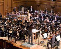 Трансляция концерта Госоркестра России имени Е.Ф.Светланова «Музыкальный калейдоскоп»