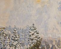 Лекция «Б.Кустодиев – яркое явление Серебряного века русской культуры»