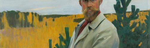 21 апреля состоится лекция по выставке Б.М. Кустодиева