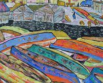 В МВК «Новый Иерусалим» открылись выставки из собрания музея, в которые входят работы мастеров ХХ–XXI века