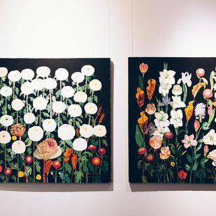 Выставка художницы Люси Вороновой