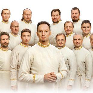 Концерт Хора Московского Данилова монастыря в праздник Святой Троицы