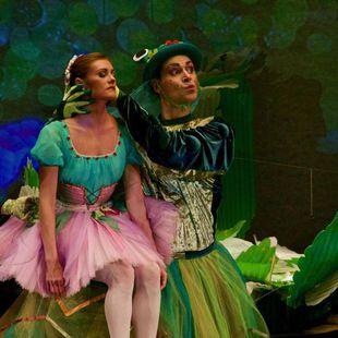 Дюймовочка балет в 2-х действиях