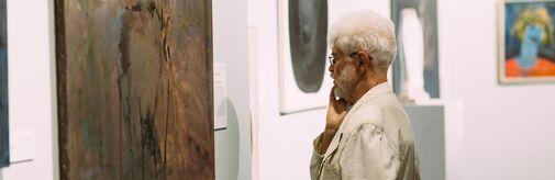 В музее «Новый Иерусалим» прошел вернисаж выставки «Век XX— ВекXXI»